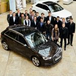 Exkursion Audi