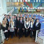 Besuch des Europäischen Parlaments